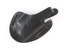 Pistolera de la policía Imagen de archivo libre de regalías