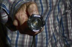 Pistolet à électrochoc pour la protection personnelle Photos libres de droits