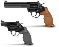 pistolet ilustracji