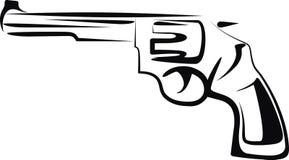 pistolet Obraz Stock