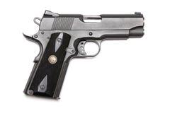 pistolet 1911 de famille avec 4.3 Photos libres de droits