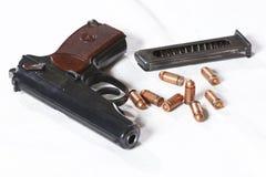 Pistolet image stock