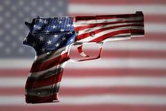 pistolet Obrazy Stock