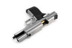 Pistolet 45 Semi-Automatique Photo stock