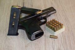pistolet Photo libre de droits