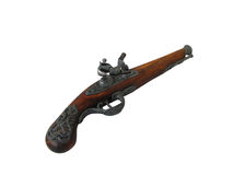 Pistolet antique Photo stock