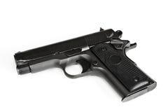 Pistolet - colt M1991 A1 Photographie stock libre de droits