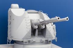 Pistolet okręt wojenny Obrazy Stock
