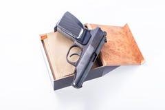 Pistolet, pistolecik/ Fotografia Stock