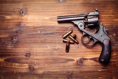 Pistolets de vintage Photos libres de droits