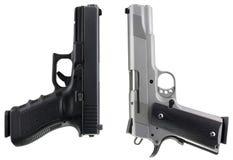 pistolety Obraz Stock