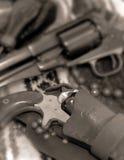 pistolety Fotografia Royalty Free