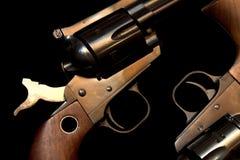pistolety dwa obraz stock