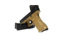 Pistolhandeldvapenvapen Arkivfoto
