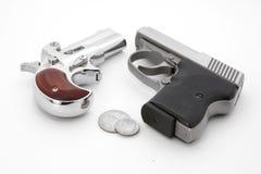 Pistols Royalty Free Stock Image