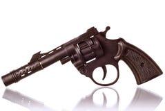 pistoltoy Arkivfoton