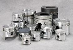 Piston #11 Stock Image