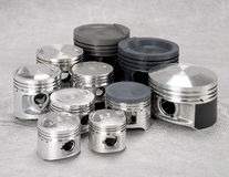 Piston #12 Stock Photography