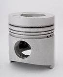 Piston #4. Close up shot of a piston Royalty Free Stock Photography