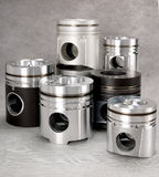 Piston #8 Royalty Free Stock Photography