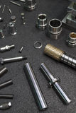 Piston and cylinder Royalty Free Stock Image