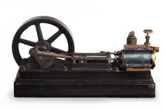 Piston de vapeur photo stock