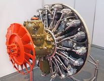 Piston engine Royalty Free Stock Images