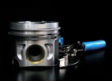Piston et ciseaux Image stock