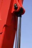 piston hydraulique Photographie stock