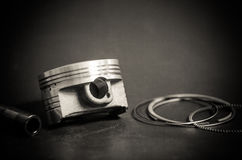 Piston Royalty Free Stock Photos