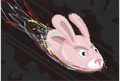 Pistoni del coniglietto Immagini Stock Libere da Diritti