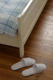 Pistoni nel hotelroom Fotografia Stock