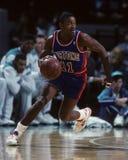 Pistons d'Isaïe Thomas Detroit images stock