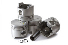 Pistons Royalty Free Stock Photography
