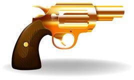 pistool royalty-vrije illustratie