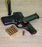 pistool Royalty-vrije Stock Afbeelding
