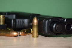 pistool Stock Afbeelding