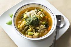 Pistou Soup royalty free stock photography