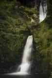 Pistyll Rhaeadr siklawa – Wysoka siklawa w Wales, Zlany Ki obrazy royalty free