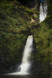 Pistyll Rhaeadr Waterfall � High waterfall in wales, United Ki Royalty Free Stock Images