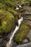 Pistyll Rhaeadr Waterfall Stock Photos