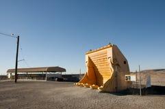 Pit Bucket super - Kalgoorlie - Austrália Fotografia de Stock Royalty Free
