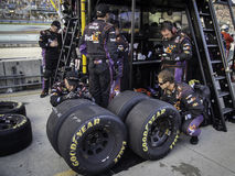 Pit Crew Royalty Free Stock Photography