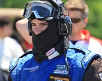 Pit crew team Royalty Free Stock Images