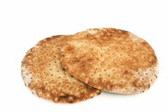 pita ψωμιού Στοκ Φωτογραφίες