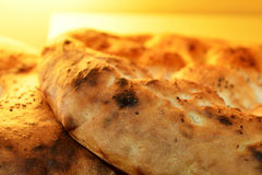 Pita Bread. Pita also called pitta or pita bread or Turkish pide bread royalty free stock photography