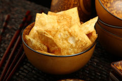 Pita Chips Stock Images