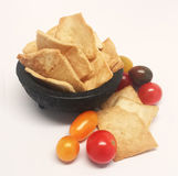 Pita Chips Royalty Free Image Imagenes de archivo
