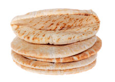 Pita Pockets Royalty Free Stock Photos