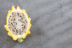 Pitahaya、Pitaya或者龙果子 免版税库存图片